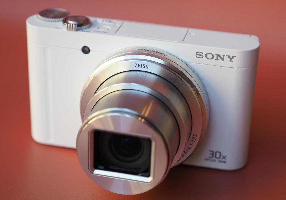 Sony Cyber Shot WX500 White (2)