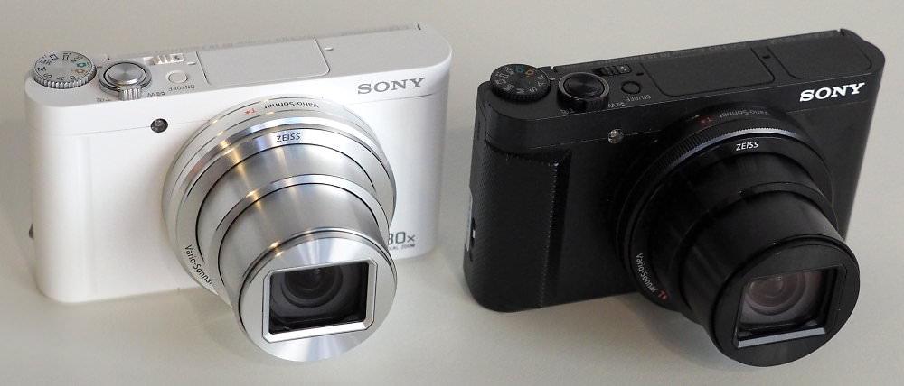 Sony Cyber Shot WX500 HX90 (1)