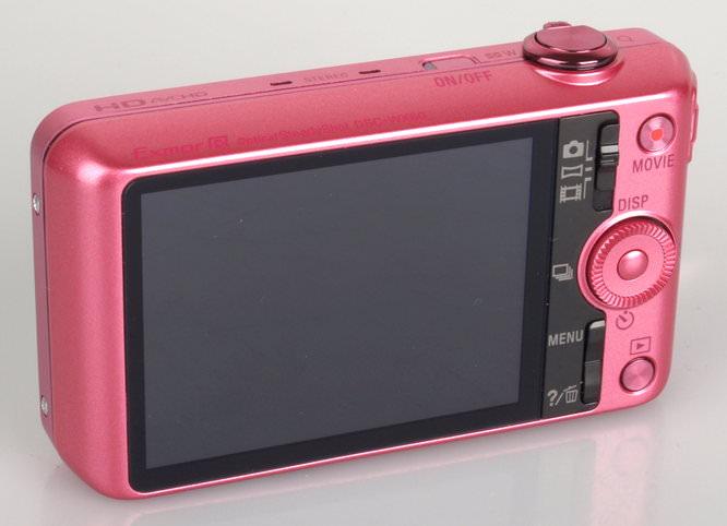 Sony Cyber-shot WX60 Pink (10)