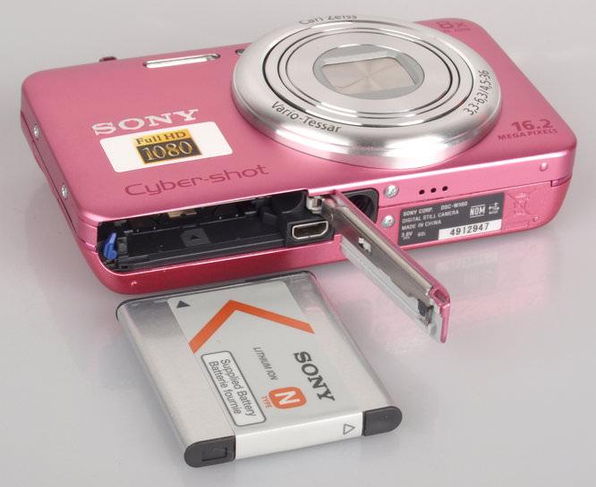 Sony Cyber-shot WX60 Pink (12)