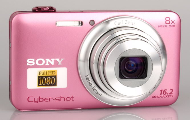 Sony Cyber-shot WX60 Pink (4)