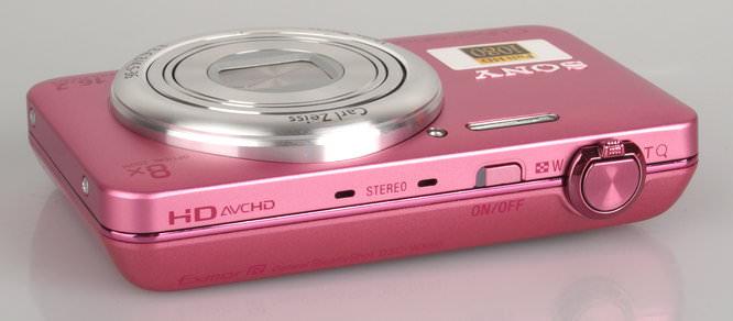 Sony Cyber-shot WX60 Pink (9)