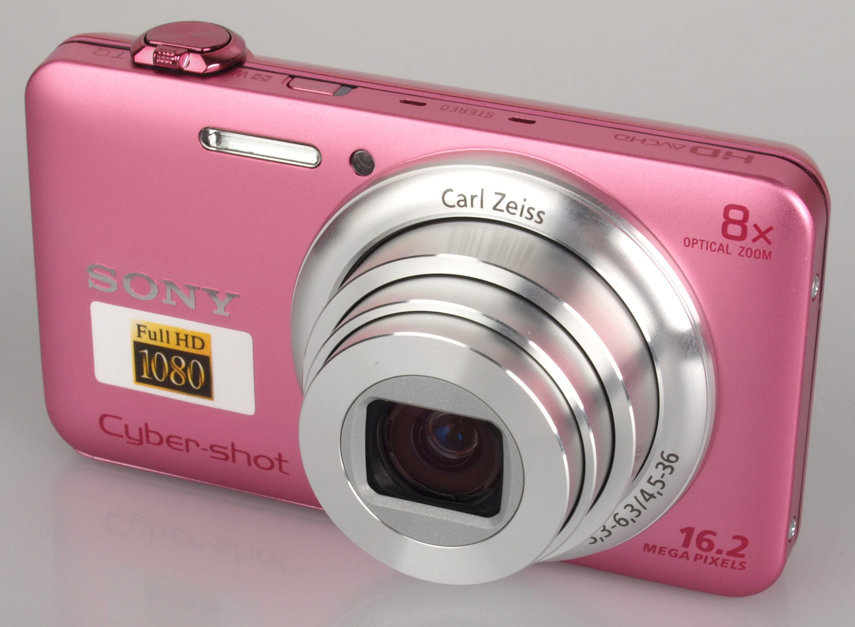 Sony Cyber Shot WX60 Pink 1
