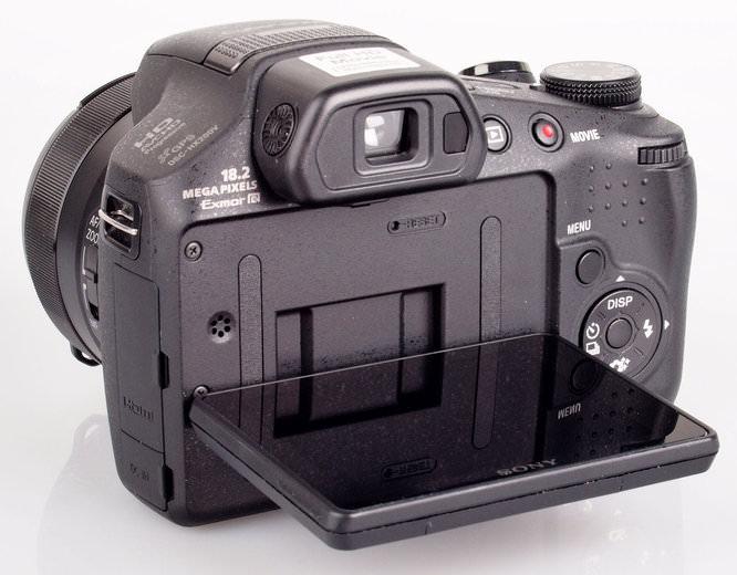 Sony Cybershot Dsc-hx200v 10