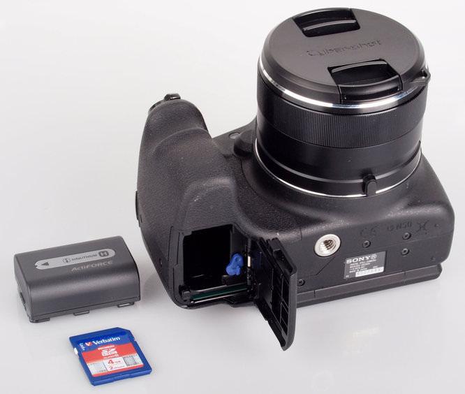 Sony Cybershot Dsc-hx200v 2