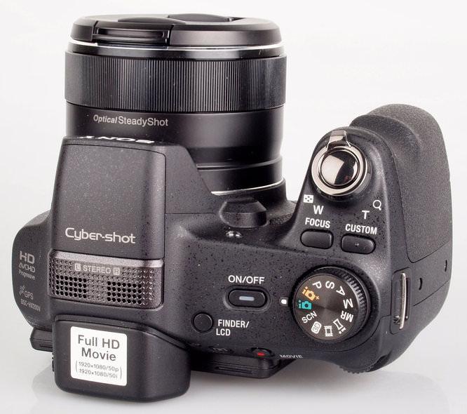 Sony Cybershot Dsc-hx200v 8