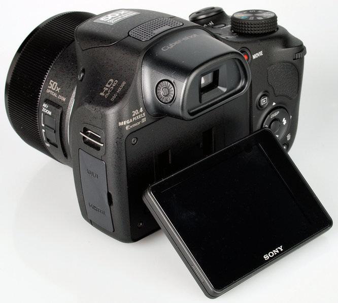 Sony Cybershot Dsc Hx300 17