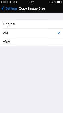 Sony Cybershot Dsc Hx400v App Screenshot 5