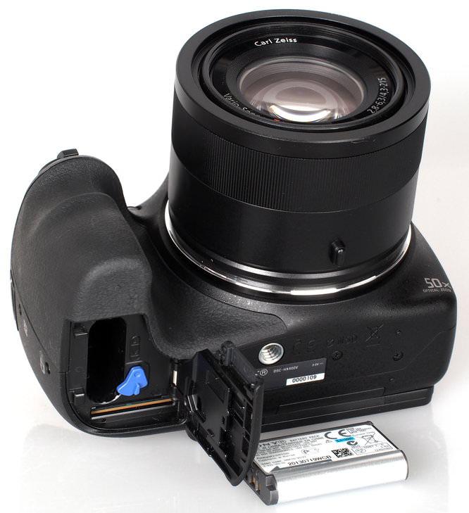 Sony Cyber Shot DSC HX400V Black (1)