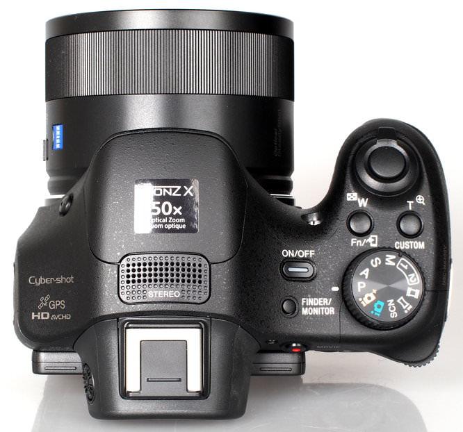Sony Cyber Shot DSC HX400V Black (7)