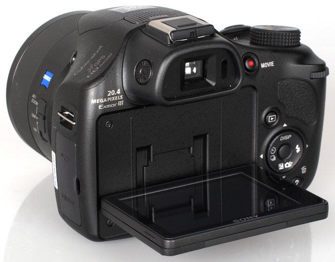 Sony Cyber Shot DSC HX400V Black (9)