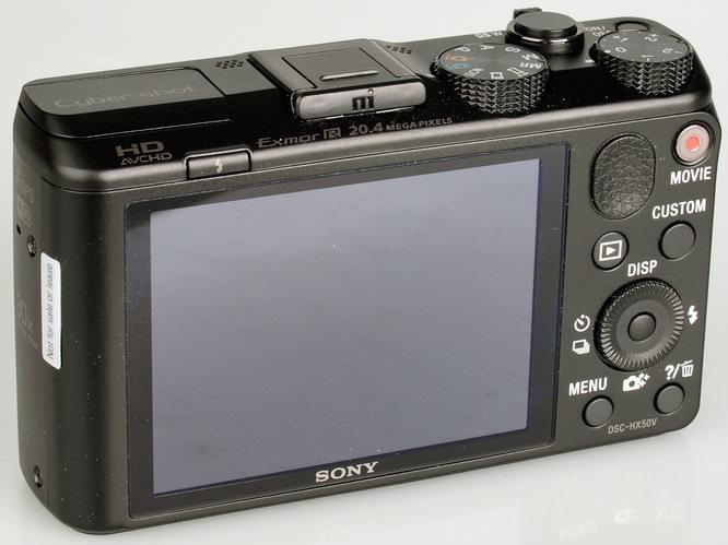 Sony Cybershot Dsc Hx50 12