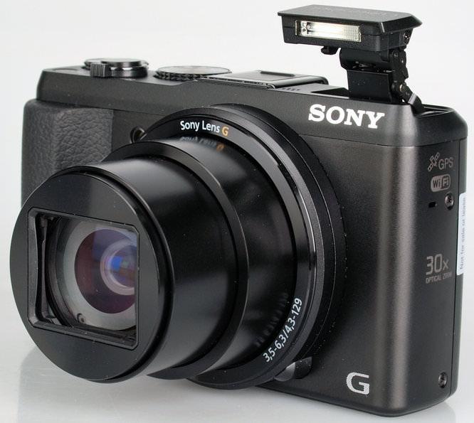 Sony Cybershot Dsc Hx50 9