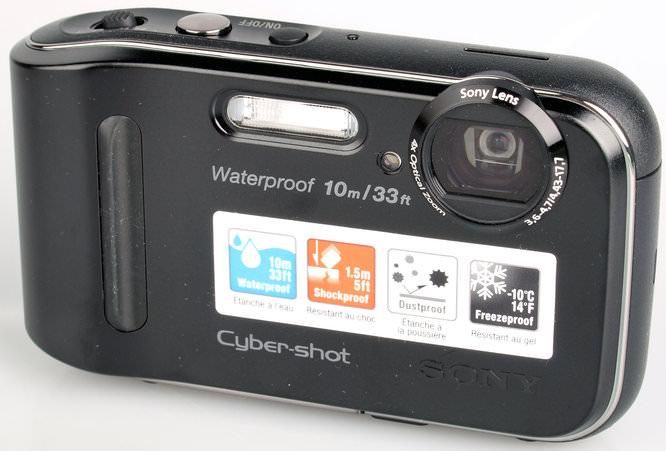 Sony Cybershot Dsc Tf1 1