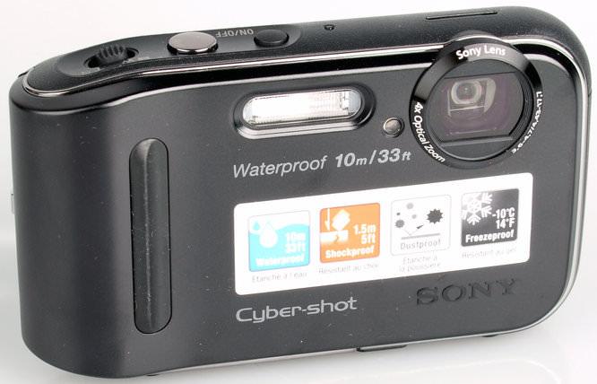 Sony Cybershot Dsc Tf1 2