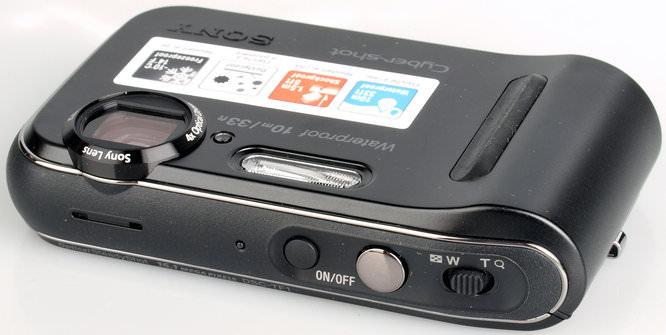 Sony Cybershot Dsc Tf1 3