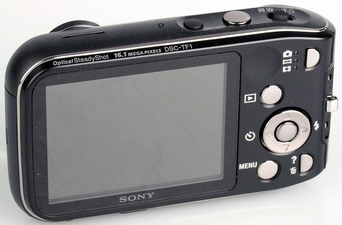 Sony Cybershot Dsc Tf1 6