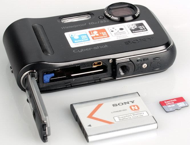 Sony Cybershot Dsc Tf1 8