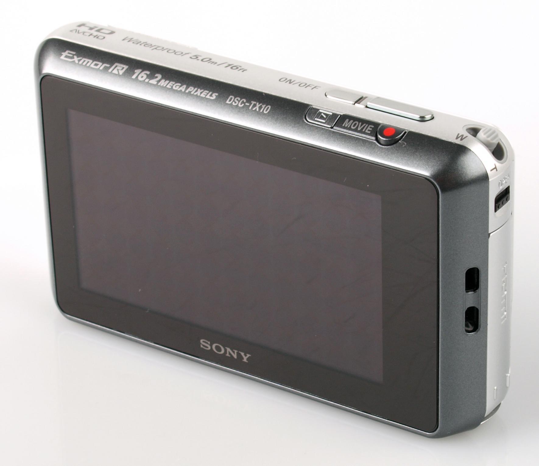 Sony Cybershot,Cyber-shot DSC-TX10