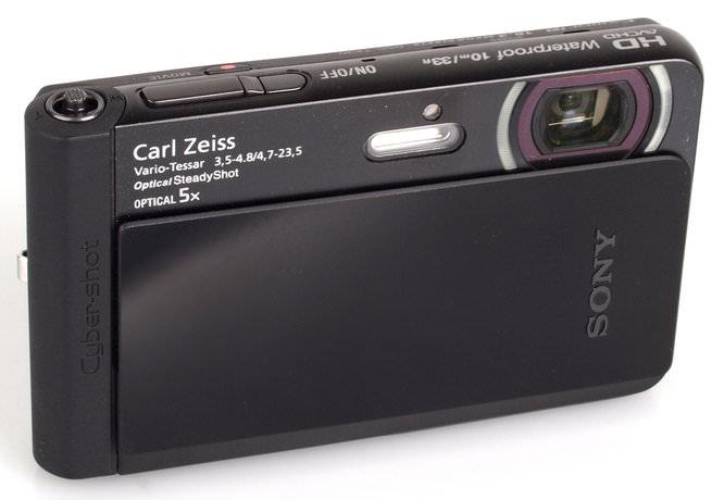 Sony Cyber Shot Tx30 Black (3)