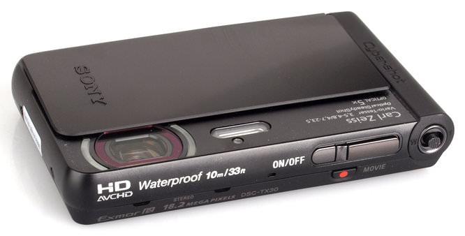 Sony Cyber Shot Tx30 Black (4)