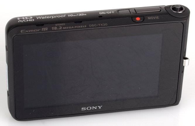 Sony Cyber Shot Tx30 Black (5)