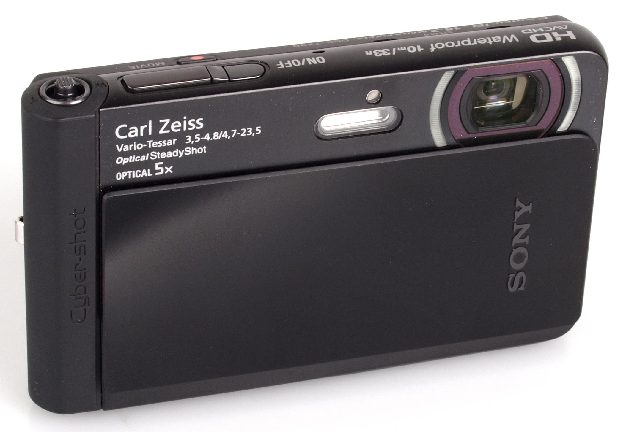 Sony Cybershot DSC-TX30 Review   ePHOTOzine