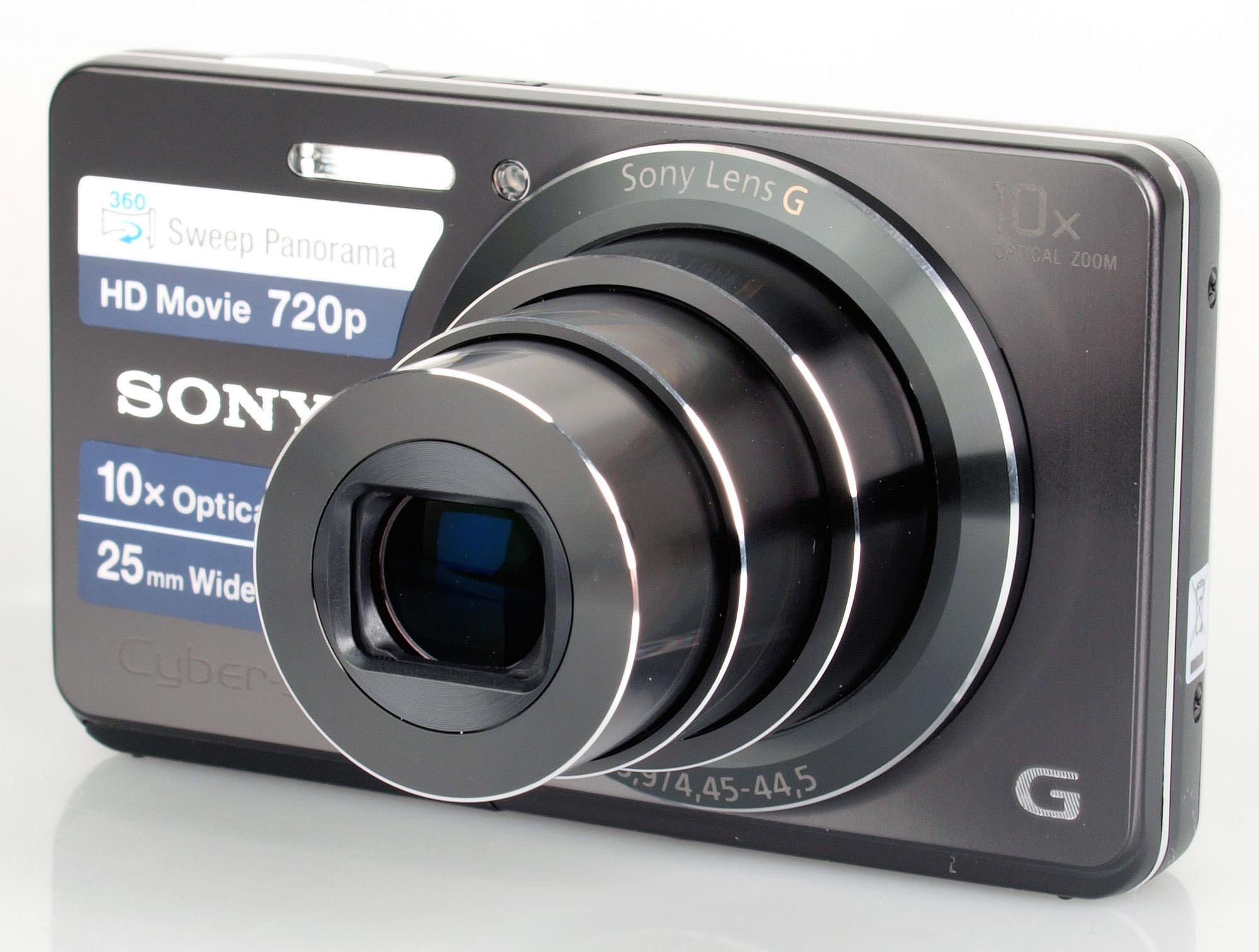 Sony Cybershot DSC-W690 Digital Camera Review