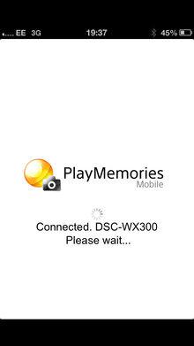 Sony Cybershot Dsc Wx300 App Screenshot 2