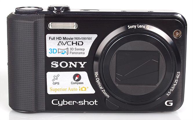 Sony Cybershot HX7v