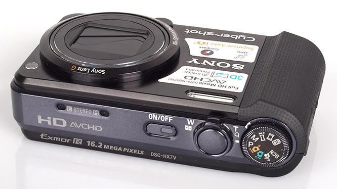 sony cybershot hx7v gps digital camera review rh ephotozine com Sony Cyber-shot DSC H9 Sony Cyber-shot DSC W730 S SLV