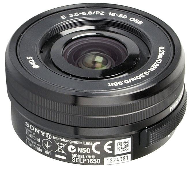 Sony 16-50mm f/3.5-5.6 PZ OSS