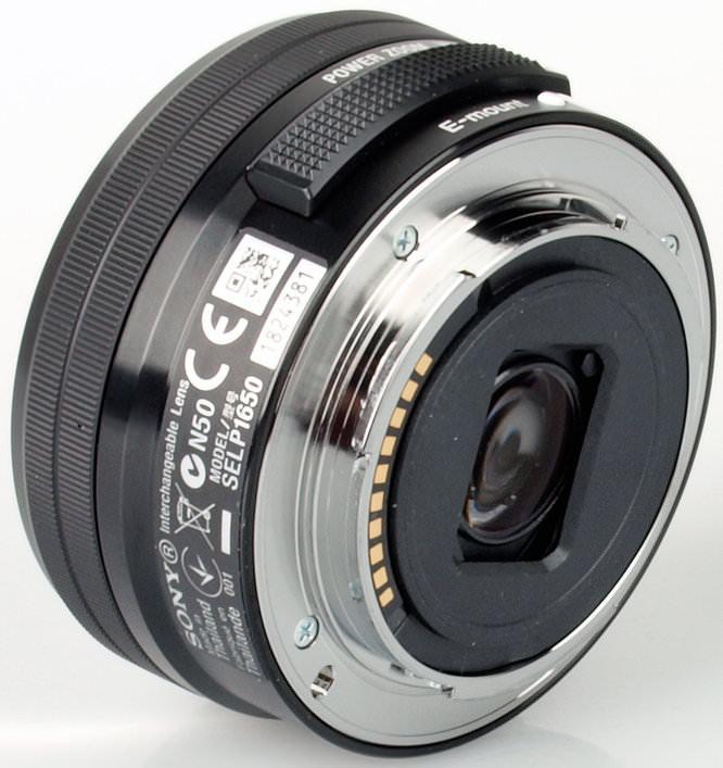 Sony Nex 16 50mm F3 5 5 6 Pz 2
