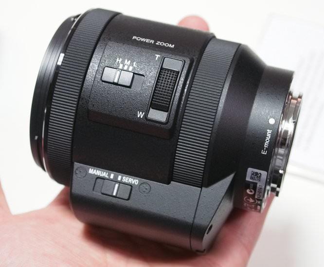 Sony Nex 18 200mm Oss Power Zoom Lens (2)