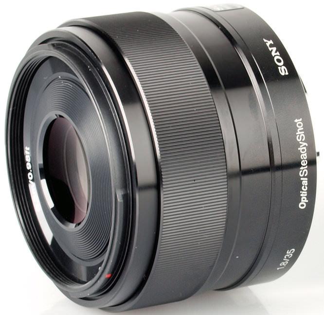 Sony Nex 35mm F1 8 Lens 3