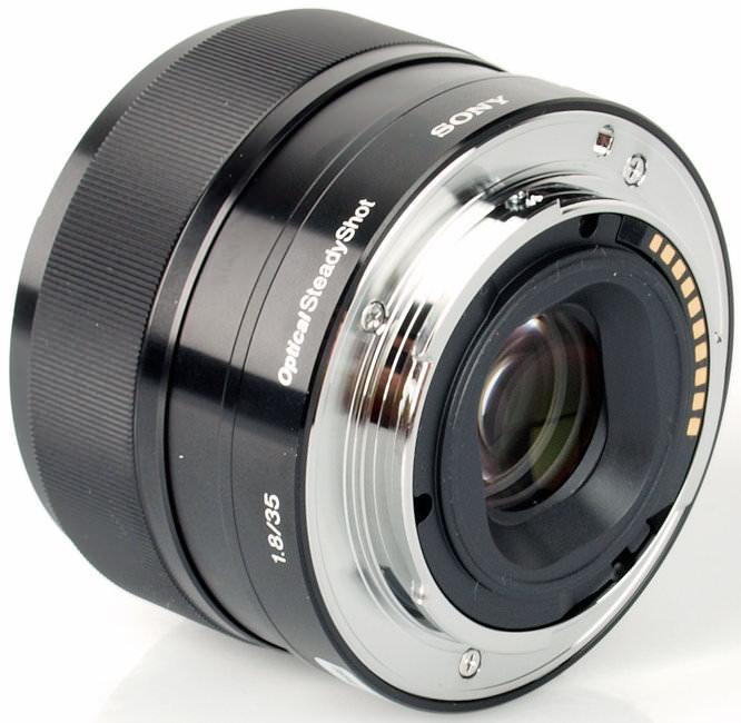 Sony Nex 35mm F1 8 Lens 4