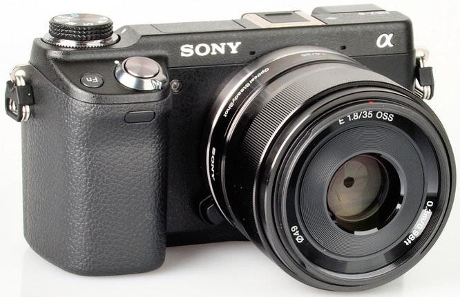 Sony Nex 35mm F1 8 Lens 5
