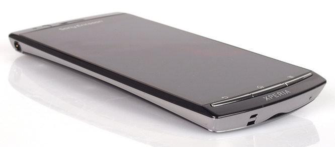sony xperia 8 megapixel camera phones