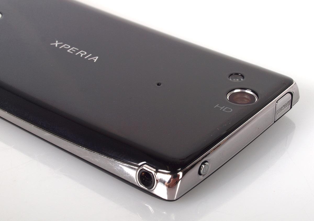 Sony Ericsson Xperia Arc Camera Phone Review