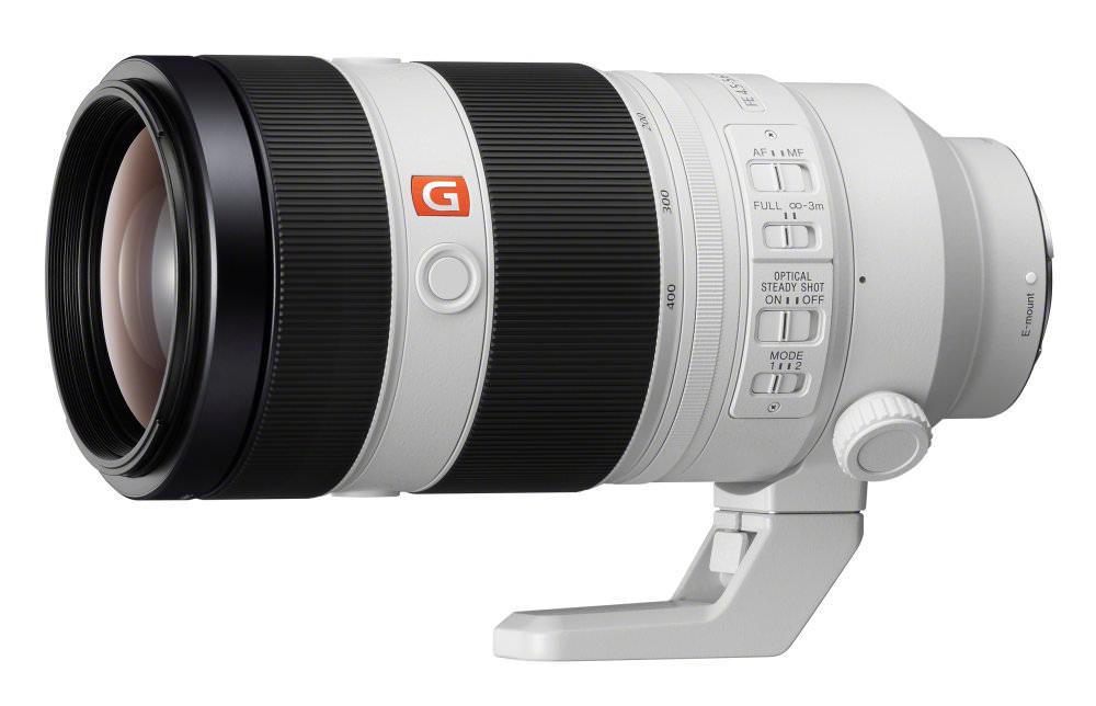FE 100-400mm f/4.5-5.6 G Master OSS