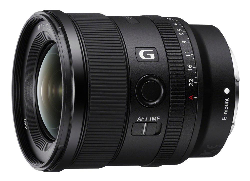 FE 20mm f/1.8 G