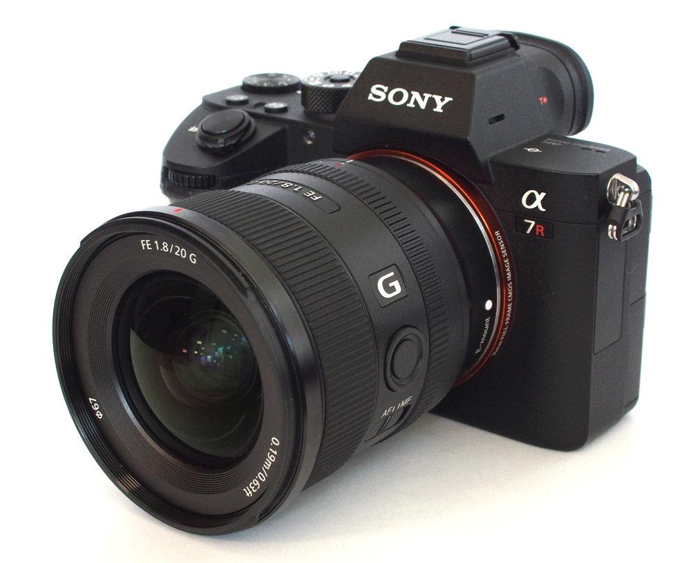 SONY FE 20mm F1 8G SEL20F18G (4)