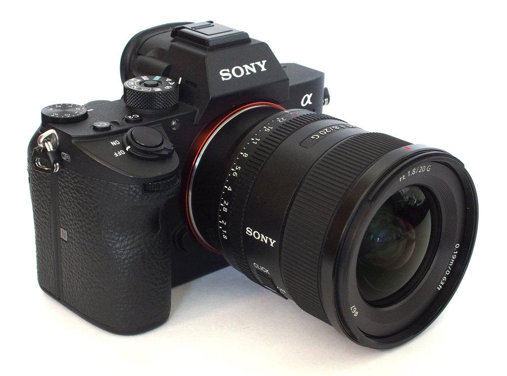 SONY FE 20mm F1 8G SEL20F18G (6)