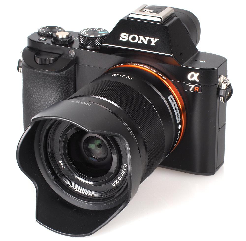 Sony 28mm F2 0 Lens (2)