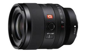 Sony FE 35mm f/1.4 G Master Lens Announced