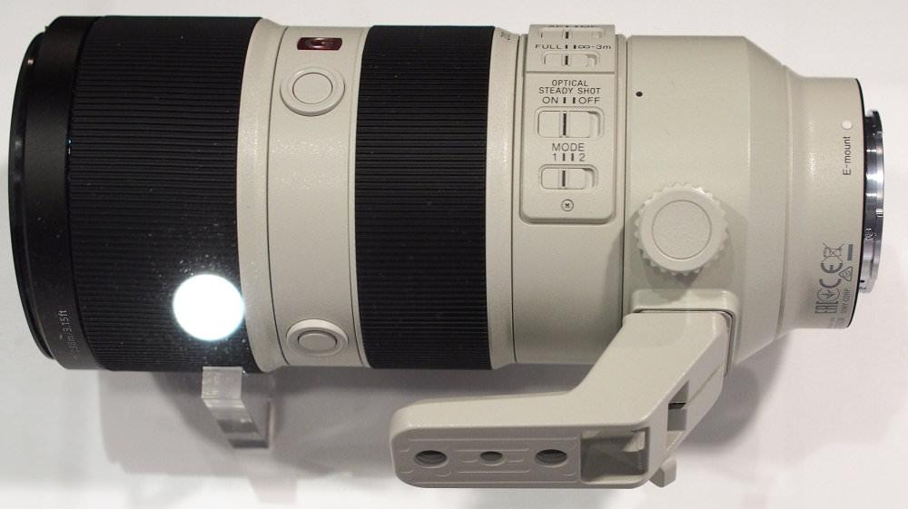 Sony FE 70 200mm F2 8 GM Lens (2)