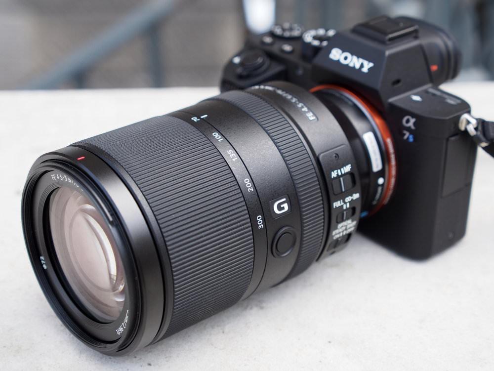 Sony G 70 300mm F4 5 5 6 OSS Lens (2)