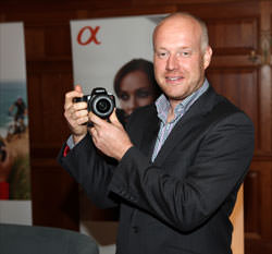 Sony A55 and A33 camera launch