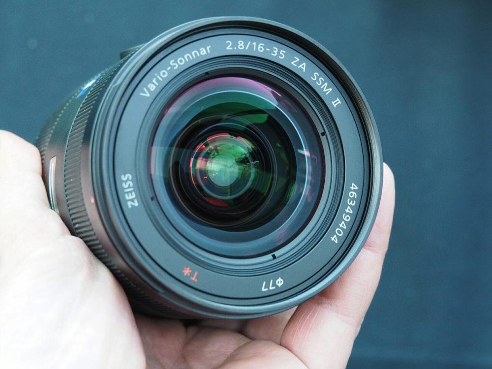 Zeiss Vario-Sonnar T* 16-35mm f/2.8 ZA SSM II