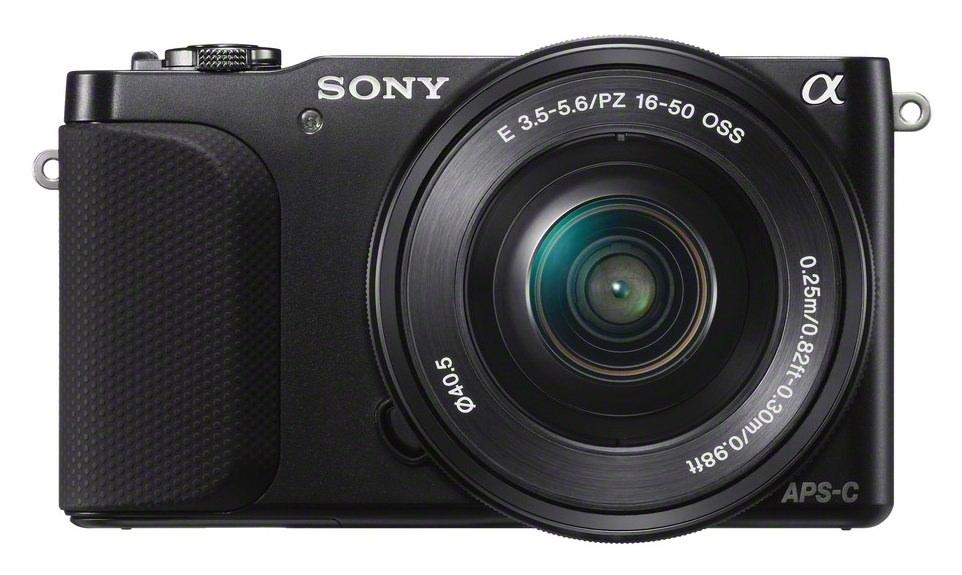 Sony NEX-3N Mirrorless Camera Announced   ePHOTOzine